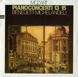 商品名Michelangeli Mozart Piano Con.13,15 LP