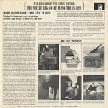 商品名M662 J.Hofmann 1913 Piano Roll LP