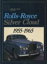 商品名RR Silver Cloud 1955-1965   Book