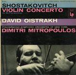 商品名Oistrakh Shostakovitch V Con. No.1  LP