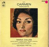 商品名Carmen Callas  LP