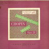 商品名A.Rubinstein Chopin Preludes LP