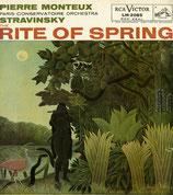 商品名Rite of Spring Monteux  Lp