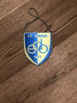 FC EDO Simme Autowimpel