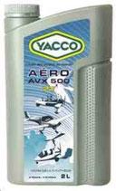 HUILE AVX 500 2 TEMPS- YACCO