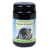Vitamin B-50 Komplex - 180 Kapseln