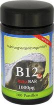 Vitamin B 12 Pastillen 1000 mcg