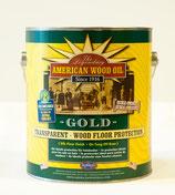 Tung Nuss Öl, Transparent Gold (seidenmatt), 3.785 Liter