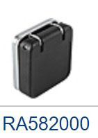 Fingerschalter E1 mit Deckel  (Kunststoff)