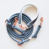Schritt 2a - Wickelband / Garn - Tauleine