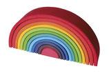 Regenbogen 12 Teile aus Holz