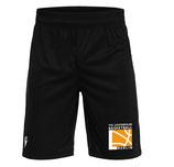 MACRON- Shorts schwarz mit TUSLI Logo
