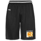 SPALDING- Shorts schwarz mit TUSLI Logo