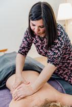 Gutschein • lütte Massage oder Kosmetik