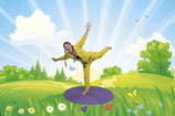 Kinderyoga Onlinekurs (Komplett) 10 Kurseinheiten
