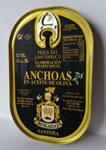 ANCHOAS SERIE ORO BOLADO
