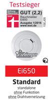 Rauchwarnmelder EI Electronics  650er Serie