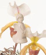 Tiziano Stecker Engel Nora 8 cm creme