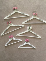 Personalised Coat Hangers