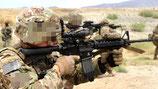 実物 M4 M16 BUIS フリップアップ リアサイト 新品