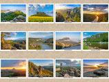 Postkarten Paket von der Sächs. Schweiz (24St.)