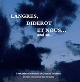 LIVRE-DVD LANGRES DIDEROT ET NOUS