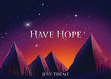 Have Hope: Book & Tea Box