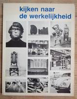 MUSEUM BOYMANS-VAN BEUNINGEN ROTTERDAM, - KIJKEN NAAR DE WERKEL
