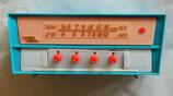 VINTAGE PLASTIC RADIO 1960's