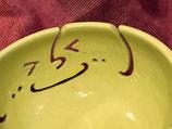 smileミニボウル【優しい黄色】 B級品