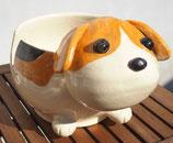 ビーグル犬ヤーンボウル