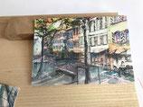 Postkarte Chäsi