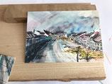 Postkarte Strasse