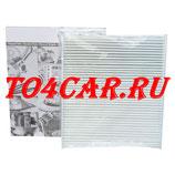 Оригинальный фильтр салона Фольксваген Поло Седан 1.6 105 лс (VOLKSWAGEN POLO SEDAN) 6R0820367