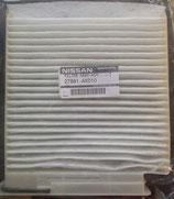 Оригинальный фильтр салона Ниссан Нот 1.4 88 лс 2005-2014 (NISSAN NOTE 1.4)
