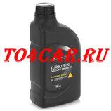 Моторное HYUNDAI TURBO SYN 5W30 (1L) Киа Соренто 2.4 175 лс 2009-2012 (KIA SORENTO 09-12) 0510000141