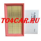 Оригинальный воздушный фильтр Ниссан Нот 1.6 110 лс 2005-2014 (NISSAN NOTE 1.6) 16546ED000 / 16546ED500 / A6546ED00MVA / A6546ED00MRV