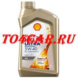 Синтетическое моторное масло SHELL HELIX ULTRA PROFESSIONAL AV 5W-40 1L Шкода Октавия 3 1.8 180 лс 2013-2020 (SKODA OCTAVIA 1.8) 550046359