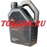 ОРИГИНАЛЬНОЕ МОТОРНОЕ МАСЛО 4L 5W-30 MITSUBISHI ENGINE OIL API SN ILSAC GF-5 Митсубиси АСХ (Mitsubishi ASX 2.0) MZ320757 / MZ321036