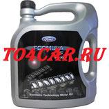 Оригинальное моторное масло Форд Фокус 2 1.8/2.0 2008-2011 (FORD FOCUS 2) Ford Formula F 5W30 (5л) 15595E
