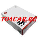 Воздушный фильтр SAKURA Митсубиси Лансер 1.6 117 лс 2010-03.03.2012 (MITSUBISHI LANCER X 1.6) A5828