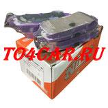 Задние тормозные колодки NIBK (ЯПОНИЯ) МАЗДА СХ 5 2.0 150 лс 2002-2017 (MAZDA CX 5)