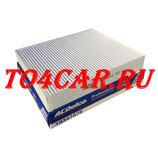 Оригинальный фильтр салона Опель Астра 1.4 140 лс 2010-2015 (OPEL ASTRA J 1.4) GM AC DELCO 19347478