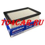 Оригинальный воздушный фильтр Опель Мокка 1.8 140 лс 2012-2015 (OPEL MOKKA 1.8)