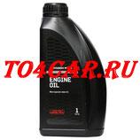 Оригинальное моторное масло Митсубиси Паджеро Спорт 3.0 220 лс 2010-2016 (MITSUBISHI PAJERO SPORT 2 3.0) 5W30 (1л) MZ320756