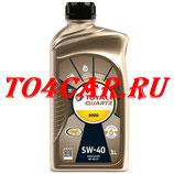 Моторное масло TOTAL QUARTZ 9000 5W40 (1л) Киа Соренто 2.4 175 лс 2012-2018 (SORENTO FL) RO168034 / 10940301 / 10210301
