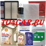 Комплект для ТО6 Киа Соренто 2.4 175 лс 2012-2020 (SORENTO FL)