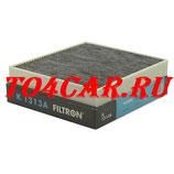 Угольный фильтр салона FILTRON Фольксваген Поло Седан 1.4 125 лс 2016-2019 (POLO SEDAN 1.4) K1313A