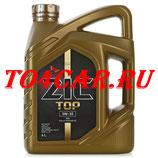 Моторное масло ZIC TOP 5W30 (4L) Киа Сид 2 1.6 2012-2018 (CEED II) 162901