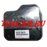 Оригинальный фильтр АКПП Тойота Камри 2.4 167 лс 2006-2011 (TOYOTA CAMRY 2.4) 3533008010